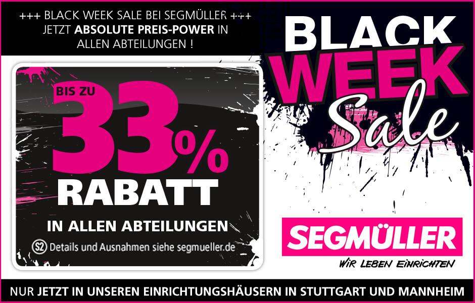 Segmüller Super Sale Stuttgart