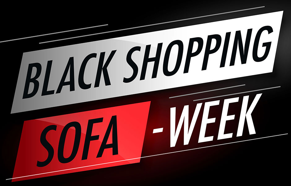Moltipolster Black Shopping mitte